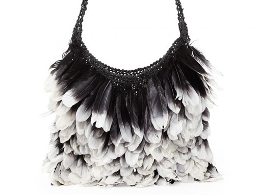Tom Ford Feather Hobo