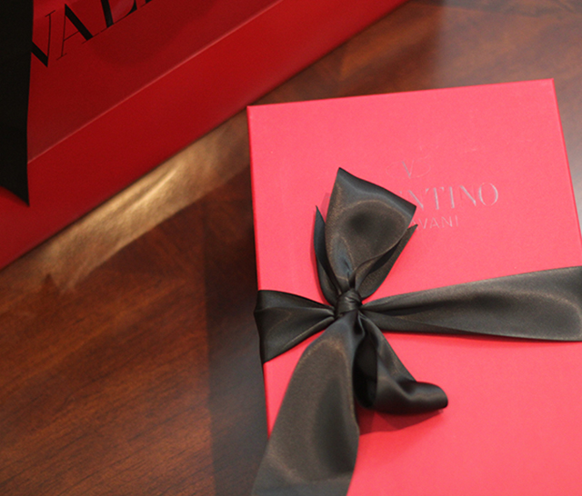 Valentino Shoe Box