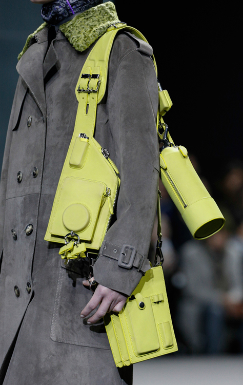 Alexander Wang Fall 2014 Handbags 11