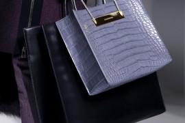 Balenciaga Riffs on Shopping Bags for Fall 2014