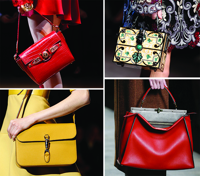Best Bags of Milan Fashion Week Fall 2014