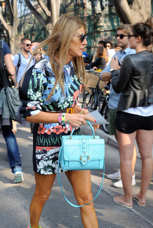 Best Bags of Spring 2014 Fashion Week Street Style-10