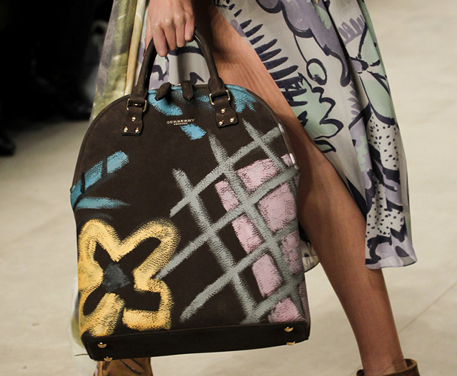 Burberry Fall 2014 Runway Bags 1