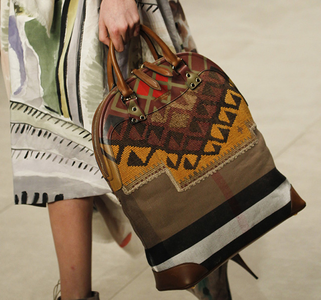 Burberry Fall 2014 Runway Bags 12