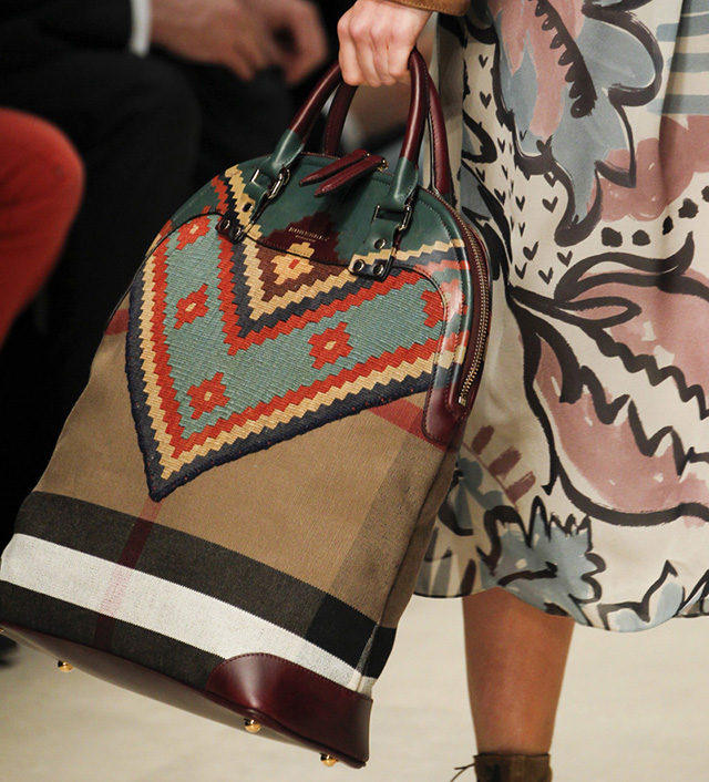 Burberry Fall 2014 Runway Bags 15