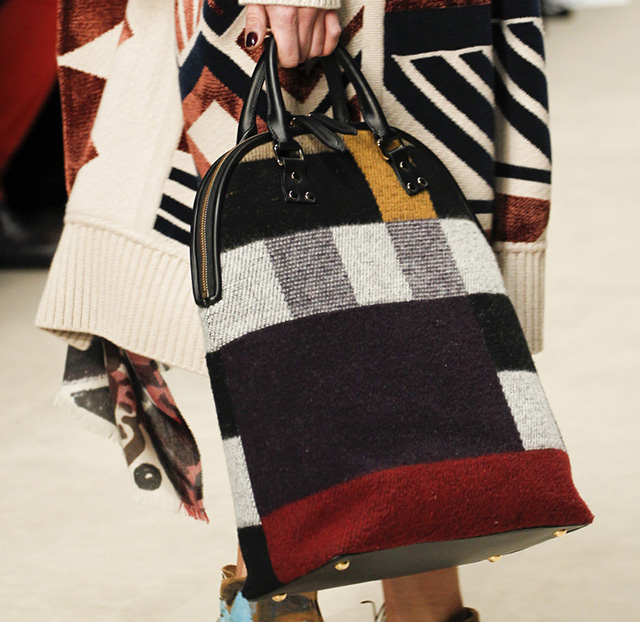 Burberry Fall 2014 Runway Bags 16