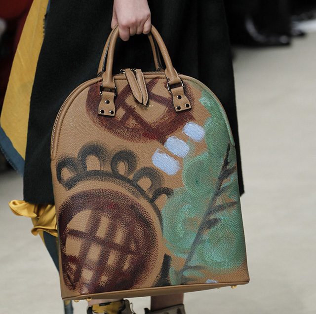 Burberry Fall 2014 Runway Bags 25