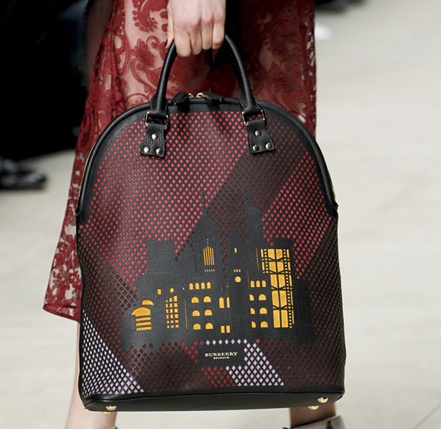 Burberry Fall 2014 Runway Bags 39