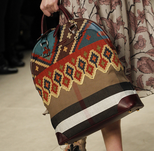 Burberry Fall 2014 Runway Bags 5