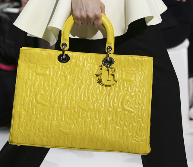 Dior's Fall 2014 Bags are Its Prettiest Yet - PurseBlog