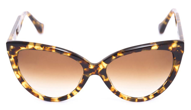 Dita Eclipse Cat Eye Sunglasses