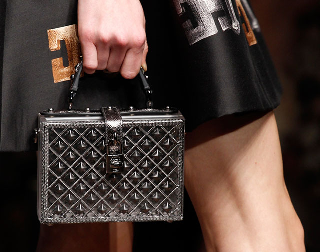 Dolce and Gabbana Fall 2014 Handbags 1