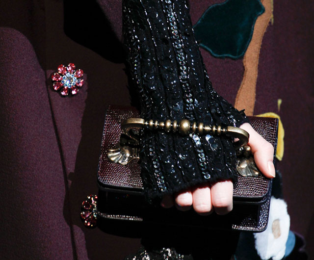 Dolce and Gabbana Fall 2014 Handbags 10