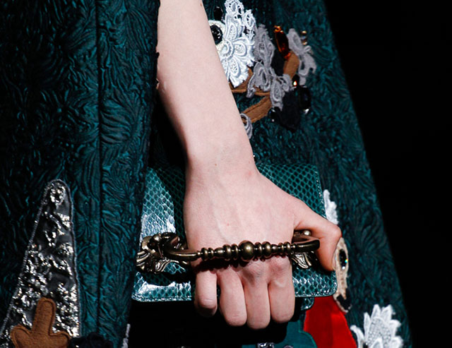 Dolce and Gabbana Fall 2014 Handbags 11