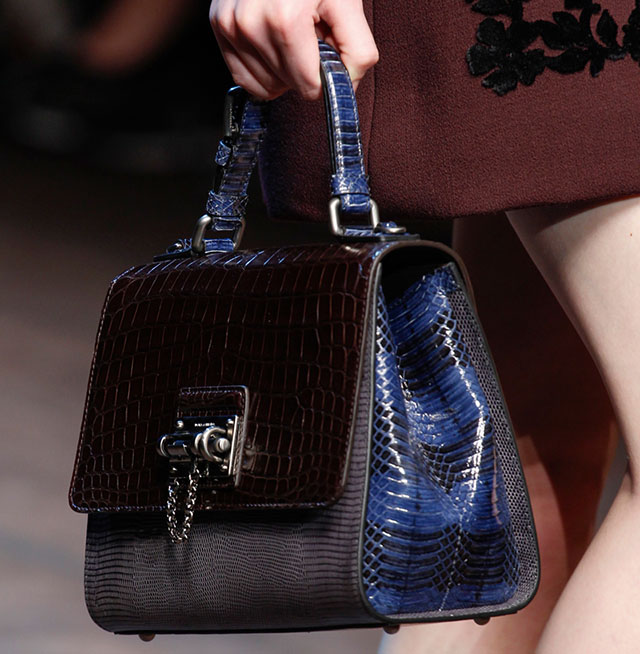 Dolce and Gabbana Fall 2014 Handbags 12
