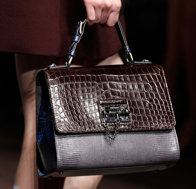Dolce and Gabbana Fall 2014 Handbags 14