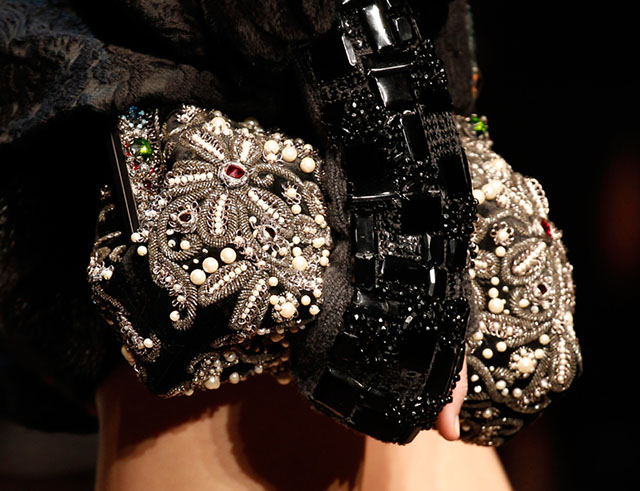 Dolce and Gabbana Fall 2014 Handbags 15