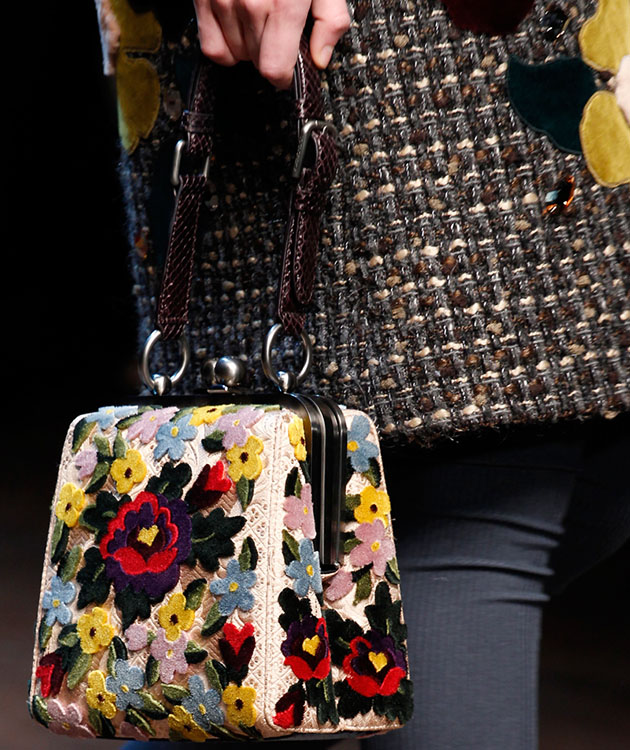 Dolce and Gabbana Fall 2014 Handbags 2