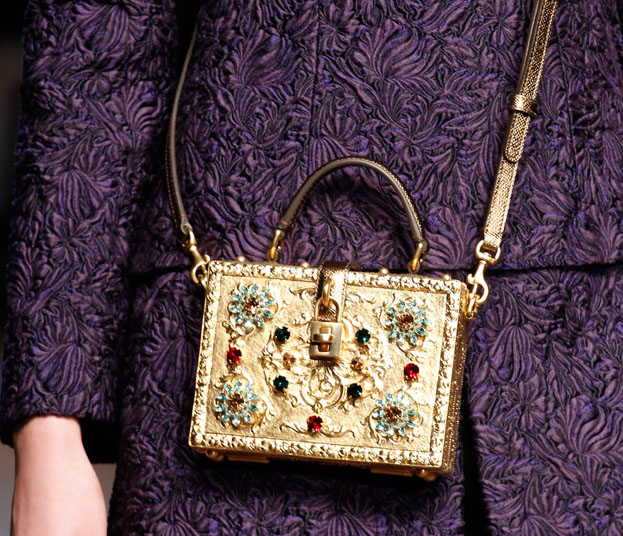 Dolce and Gabbana Fall 2014 Handbags 20