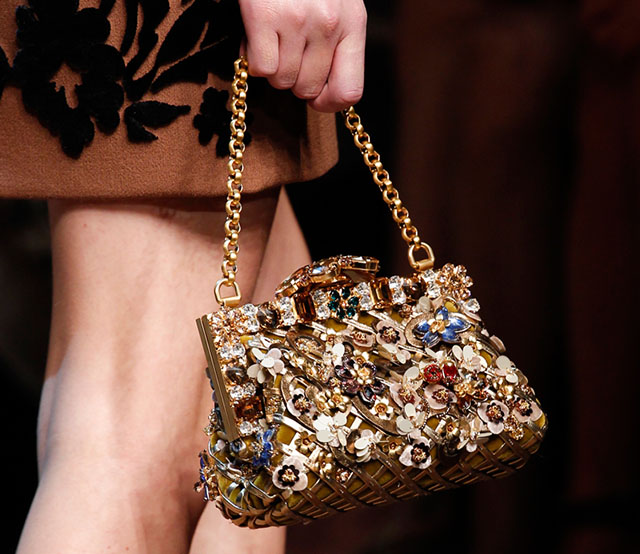 Dolce and Gabbana Fall 2014 Handbags 22