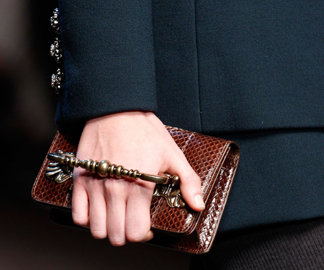 Dolce and Gabbana Fall 2014 Handbags 24