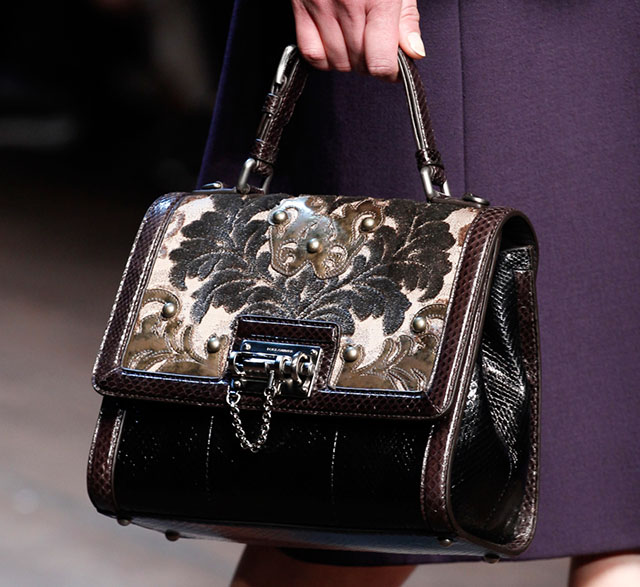 Dolce and Gabbana Fall 2014 Handbags 27