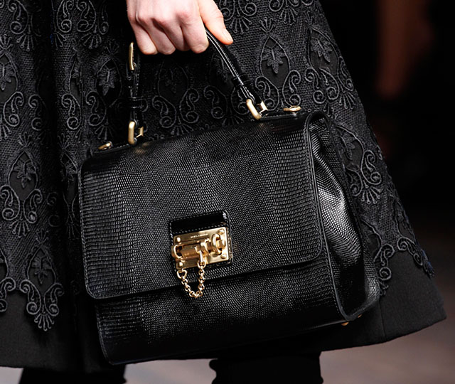 Dolce and Gabbana Fall 2014 Handbags 31