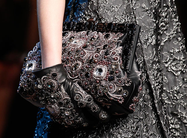 Dolce and Gabbana Fall 2014 Handbags 33