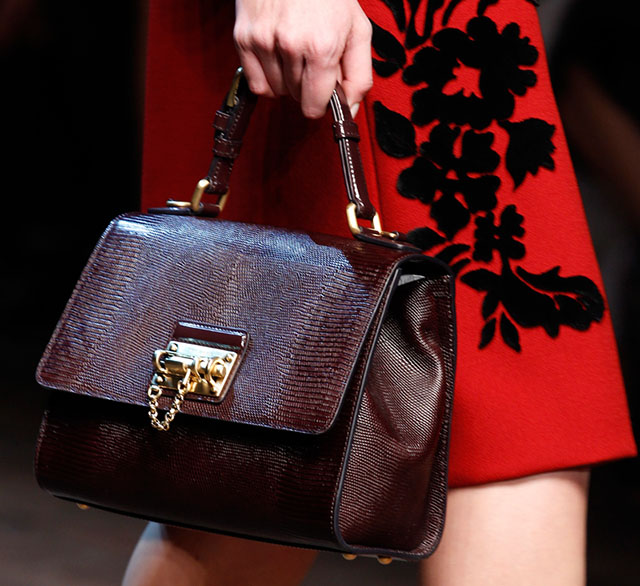 Dolce and Gabbana Fall 2014 Handbags 4
