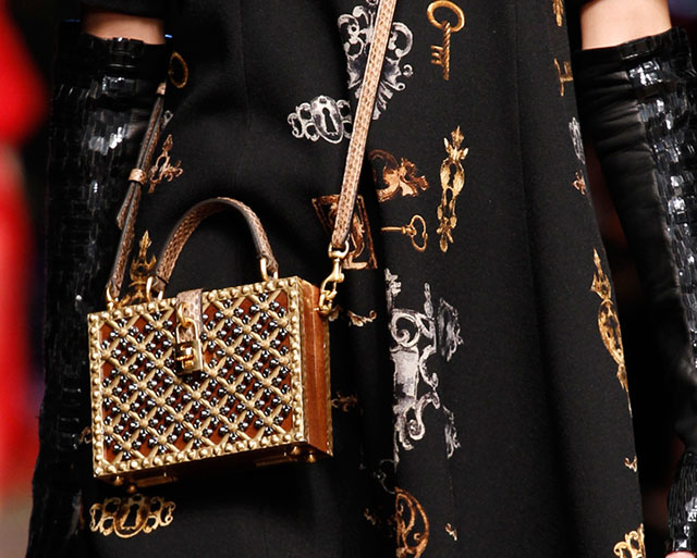 Dolce and Gabbana Fall 2014 Handbags 5