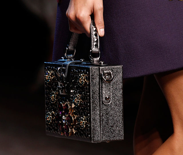 Dolce and Gabbana Fall 2014 Handbags 6