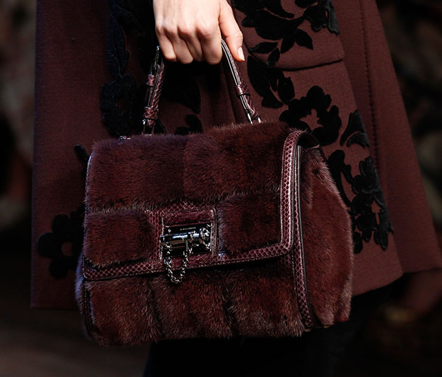 Dolce and Gabbana Fall 2014 Handbags 7