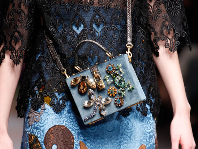 Dolce and Gabbana Fall 2014 Handbags 8