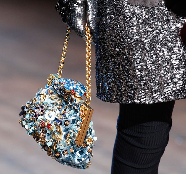 Dolce and Gabbana Fall 2014 Handbags 9