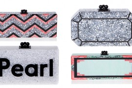 Edie Parker's Fall 2014 Clutches are Girlish, Modern, Perfect