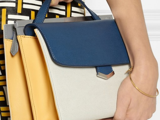 Fendi Demi Jour Shoulder Bag