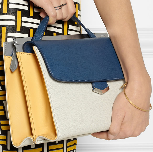 Fendi Demi Jour Shoulder Bag