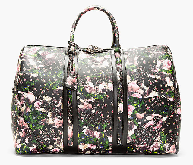 Givenchy Floral LC Duffel