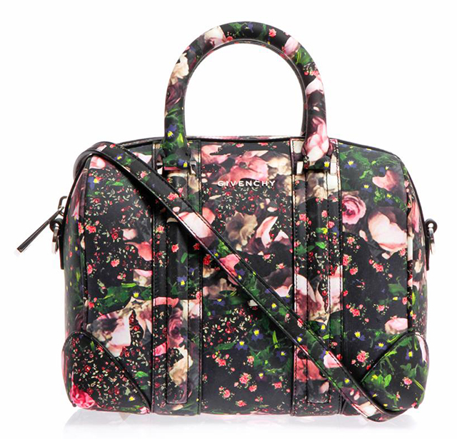 Givenchy Floral Mini Lucrezia Bag