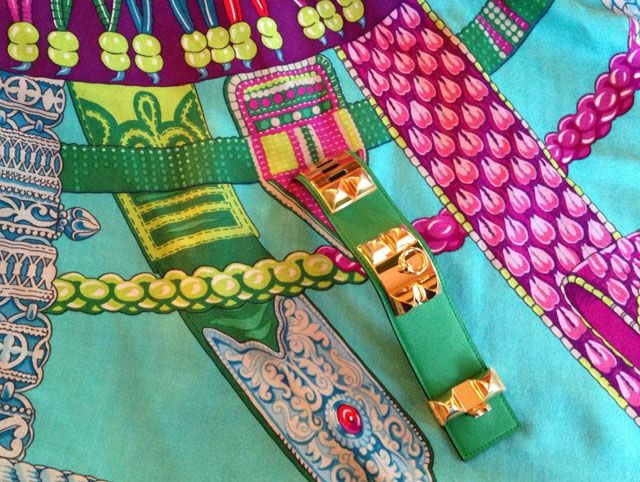 Hermes CDC and Scarf