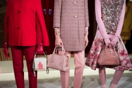 A Closer Look at Kate Spade's Fall 2014 Handbags