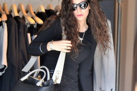 Lorde Goes Shopping with Taylor Swift and a Chloe Bag