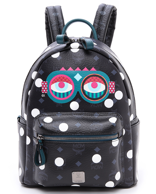 MCM x Craig & Karl Small Backpack