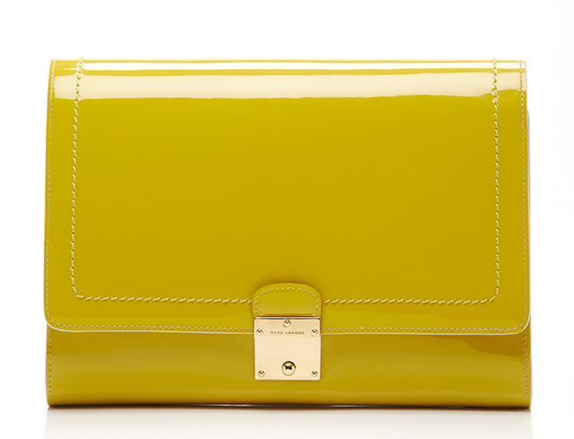 Marc Jacobs 1984 Patent Leather Clutch