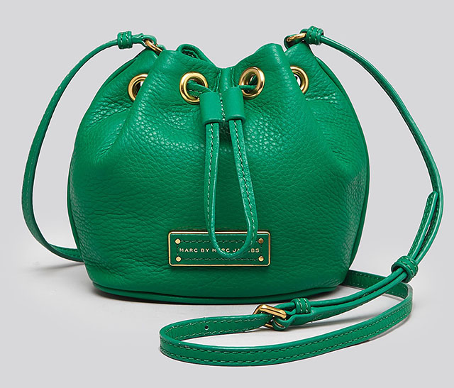 Marc by Marc Jacobs Too Hot to Handle Drawstring Pouch