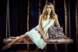 Cara Delevingne Designs Capsule Collection for Mulberry