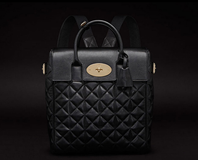 Mulberry Large Cara Delevingne Backpack