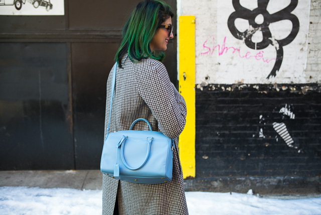 The Best Bags of New York Fashion Week Day 2 (2)