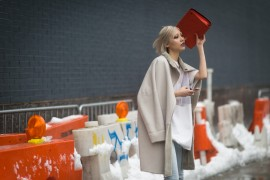 The Best Bags of New York Fashion Week Days 7 & 8