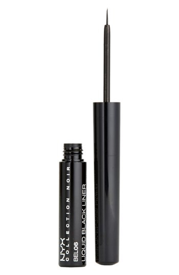 NYX Collection Noir Liquid Eyeliner